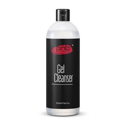 Купить PNB, Средство для снятия липкого слоя Gel Cleanser, 550 мл