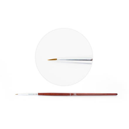 Купить TNL, Кисть для рисования №000, TNL Professional