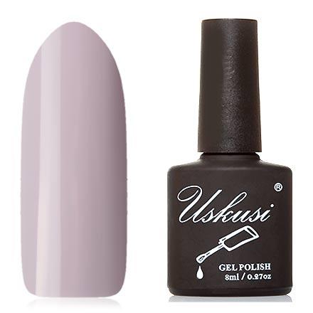 Uskusi, Гель-лак №292Uskusi<br>Гель-лак (8 мл) светло-серый с сиреневым оттенком, без перламутра и блесток, плотный.<br><br>Цвет: Фиолетовый<br>Объем мл: 8.00