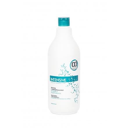 Constant Delight, Маска Intensive, «Питание и защита», 250 млМаски для волос <br>Средство для питания и защиты волос с минералами.