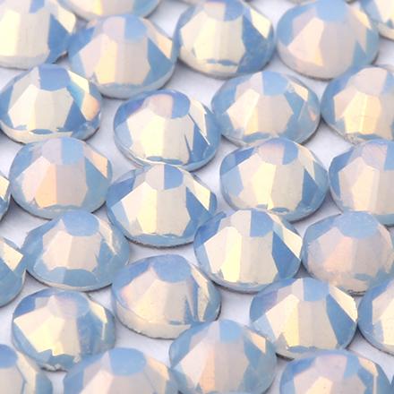 KrasotkaPro, Стразы Blue Opal, 2,5 ммСтразы для ногтей KrasotkaPro<br>Стразы для создания сияющего маникюра, 50 шт.<br>