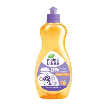 Купить Meine Liebe, Гель для посуды «Сочный апельсин», 500 мл