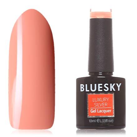 Bluesky, Гель-лак Luxury Silver №253 фото