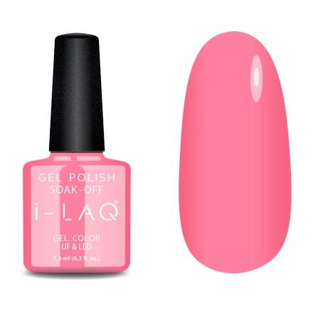 Купить I-LAQ, Гель-лак №072, Розовый