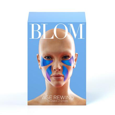 BLOM, Патчи для лица Age Rewind BLÓM