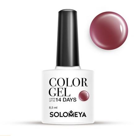 Solomeya, Гель-лак №17, PuceSolomeya трехфазный<br>Гель-лак (8,5 мл). Точное описание цвета появится в ближайшее время.