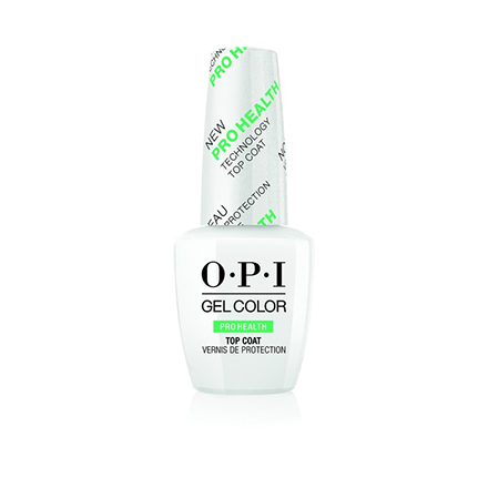 OPI GelColor, Топ, Top Coat ProHealth, 15 мл