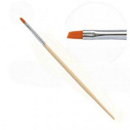 TNL, Кисть для китайской росписи, Скошенная №1 (TNL Professional)