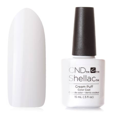 CND, цвет Cream Puff, 15 мл