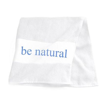 Be Natural, полотенце