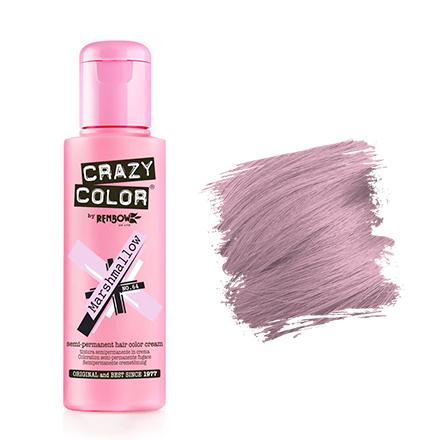 Crazy Color, Краска для волос №64, MarshmallowКраска для волос<br>Цвет: бледно-розовый. Объем: 100 мл.