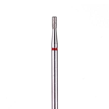 Купить Ice Nova, Фреза алмазная «Цилиндр усеченный» D=1, 8 мм, красная
