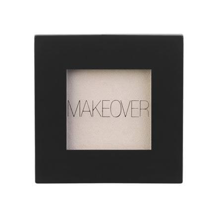 Купить MAKEOVER PARIS, Тени для век Single Eyeshadow, Bisque