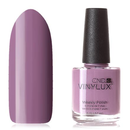 CND Vinylux, цвет 250 Lilac Eclipse cnd vinylux цвет 151 studio white