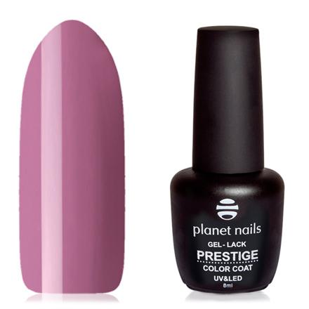 Купить Planet Nails, Гель-лак Prestige №519, 8 мл, Розовый