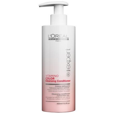 Loreal Professionnel, S?rie Expert Vitamino Color, Очищающий кондиционер для чувствительных окрашенных волос, 400 мл