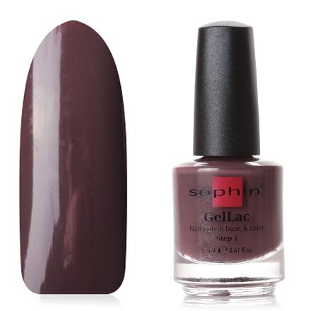 Sophin, Гель-лак для ногтей 2 в 1 без использования УФ лампы, №0661