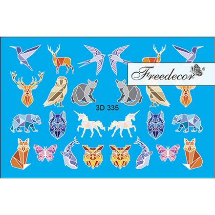 Купить Freedecor, 3D-слайдер №335