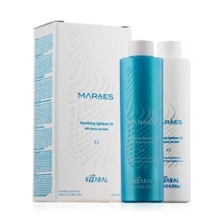Купить Kaaral, Масло для волос Maraes Nourishing lightener oil, 2x200 мл