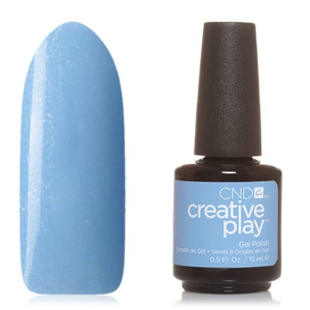 CND, Creative Play Gel №504, Skymazing