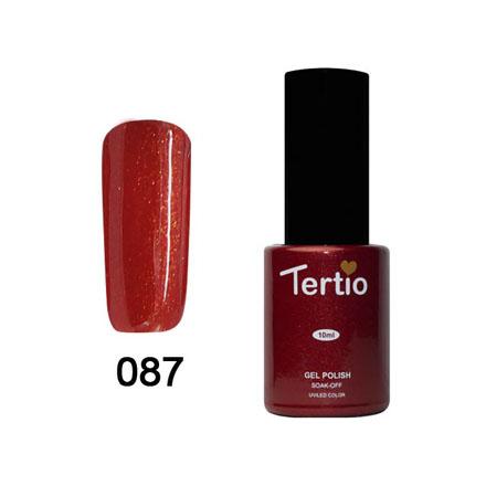 Tertio, Гель-лак Eco Line №87