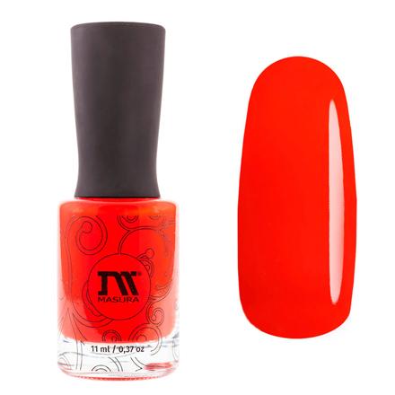 Купить Masura, Лак для ногтей «Золотая коллекция», Hawthorn jam, 11 мл, Красный