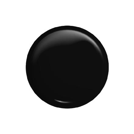 BHM Professional, Гель-краска №1, чернаяГель-краски BHM Professional<br>Краска для дизайна ногтей с липким слоем (5 мл).