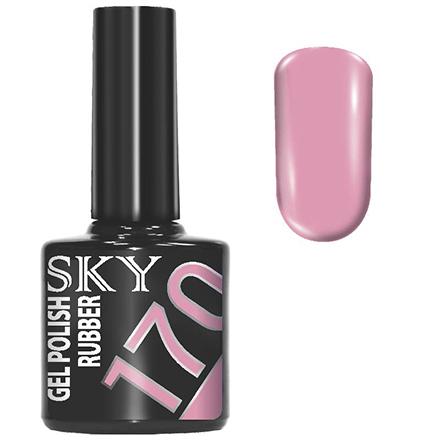 Купить SKY, Гель-лак №170, Розовый