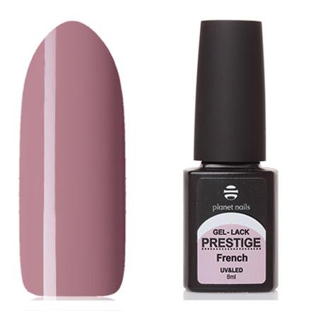 Купить Planet Nails, Гель-лак Prestige French №341, Розовый