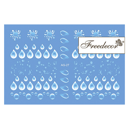 Купить Freedecor, Слайдер-дизайн «Аэрография» №27
