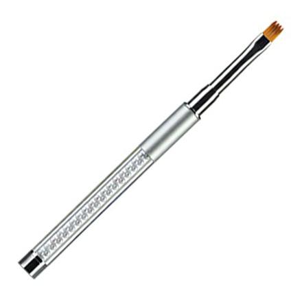 Irisk, Кисть фигурная «Шотландка», с декоративной ручкой