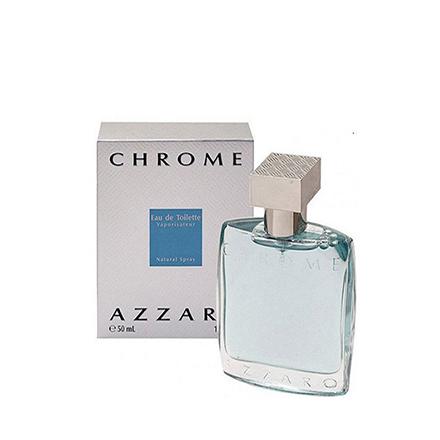 Купить Azzaro, Туалетная вода для мужчин Chrome, 50 мл