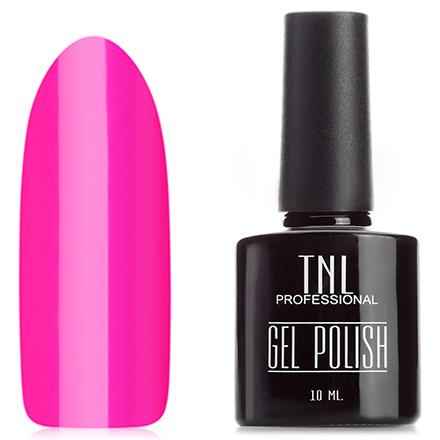 Гель-лак TNL, Цвет №005 Ярко-розовый (TNL Professional)
