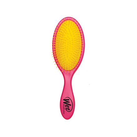 Wet Brush, Щетка для волос Slammin Sangria (неоново-розовая)