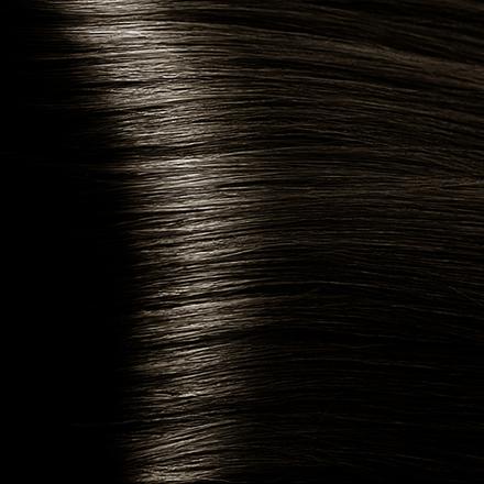 Kapous, Крем-краска для волос Studio Professional 4.1, пепельно-коричневый, 100 мл