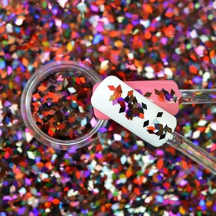 Patrisa Nail, Камифубуки, ромб №К33Камифубуки<br>Камифубуки для дизайна ногтей.<br>