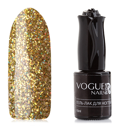 Vogue nails, Гель-лак Жар-птица, Золотой  - Купить