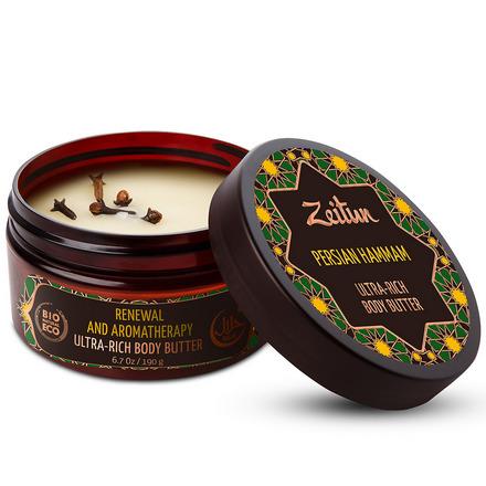 Zeitun, Крем-масло для тела «Персидский хаммам»,  200 мл