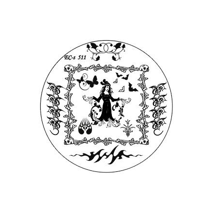 El Corazon, диск для стемпинга № EC-s 511 el corazon в розницу