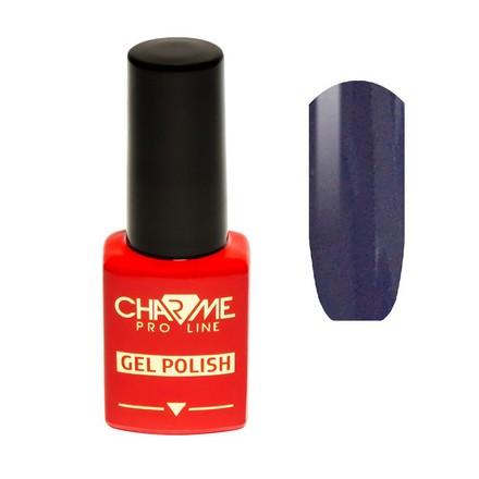Купить CHARME Pro Line, Гель-лак № 333, Дымчатый синий, Синий