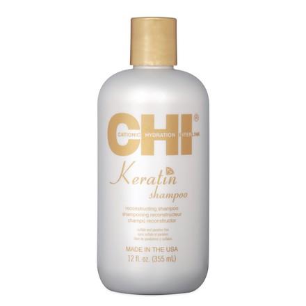 Купить CHI, Шампунь для волос Keratin, 355 мл