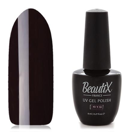 Купить Beautix, Гель-лак №619, Фиолетовый
