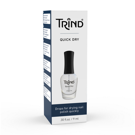Купить Trind, Сушка для лака Quiсk, 9 мл