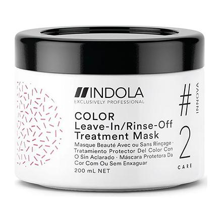 Купить Indola, Маска для волос Color Live-in/Rinse off, 200 мл