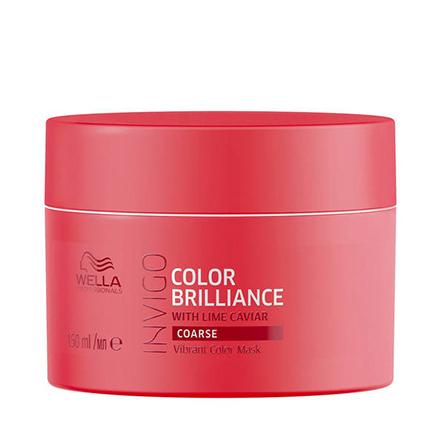Купить Wella Professionals, Маска для волос Invigo Color Brilliance Coarse, 150 мл