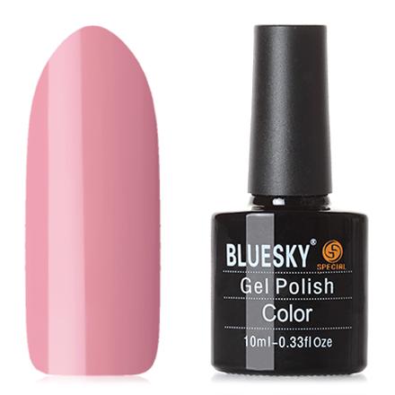 Bluesky, Гель-лак Camellia №16Bluesky Шеллак<br>Гель-лак (10 мл) бледный пурпурно-розовый, без перламутра и блесток, плотный.<br><br>Цвет: Розовый<br>Объем мл: 10.00