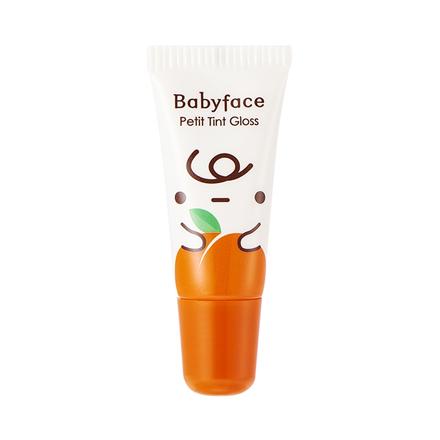 Its Skin, Блеск-тинт Babyface, №03, абрикосПомада для губ<br>Стойкий пигмент для придания губам сочных оттенков (8 г).<br>