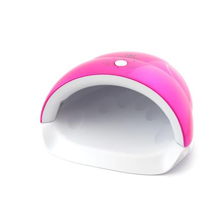 TNL, Лампа UV/LED Quick, 24W, фуксия