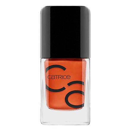Купить CATRICE, Лак для ногтей ICONails №83, Orange Is The New Black, Оранжевый