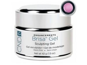CND Brisa Sculpting UV Gel Warm Pink Semi-sheer 42 g